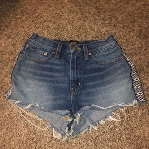 Urban Outfitters// Jean Shorts